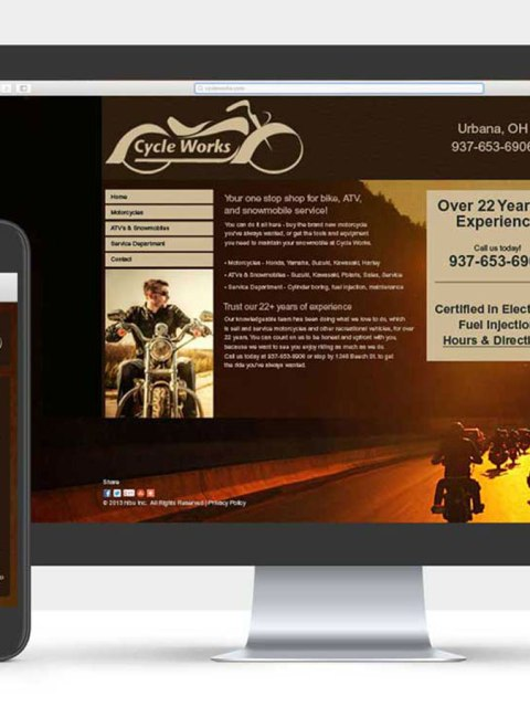 Cycleworks Website